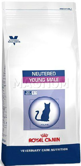 Royal Canin Neutered Young Male (Роял Канин Ньютрид Янг Мэйл)
