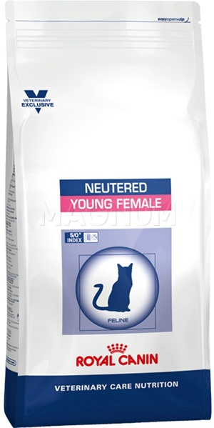 Royal Canin Neutered Young Female (Роял Канин Ньютрид Янг Фимэйл)